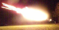 12 Gauge FireBall round, 25 Rounds, Dragon's Breath